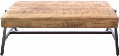 Ancient Mariner Old Empire Mango Wood Coffee Table