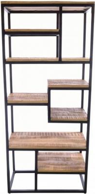 Ancient Mariner Old Empire Mango Wood Bookcase