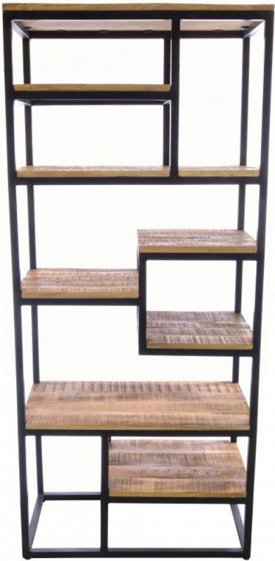 Ancient Mariner Old Empire Mango Wood Bookcase