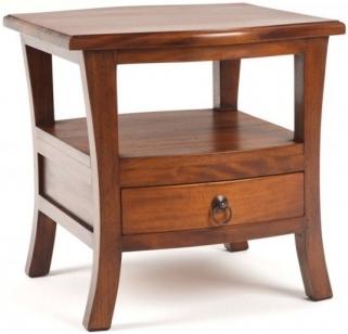 Ancient Mariner Pacific Mahogany Lamp Table