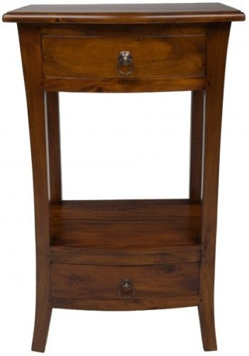 Ancient Mariner Pacific 2 Drawer Telephone Table