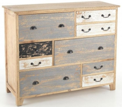 Ancient Mariner Piccadilly Long Chest of Drawer