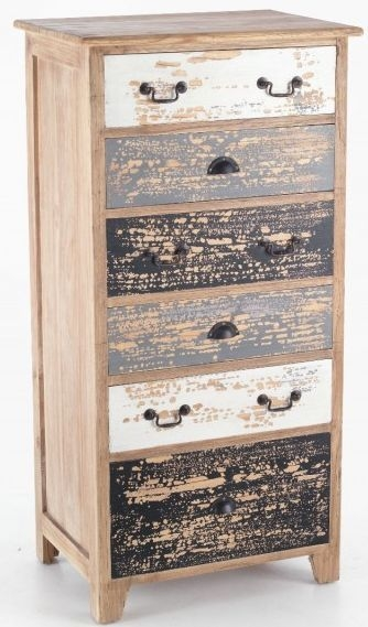 Ancient Mariner Piccadilly 6 Drawer Chest