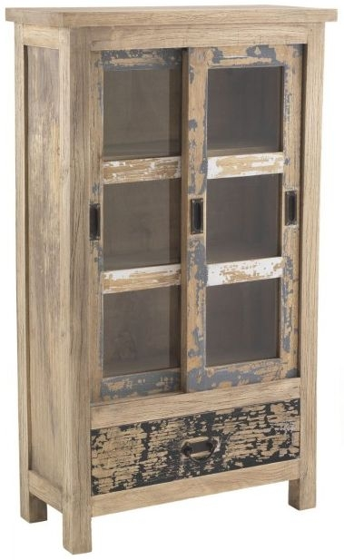 Ancient Mariner Piccadilly Glass Cabinet