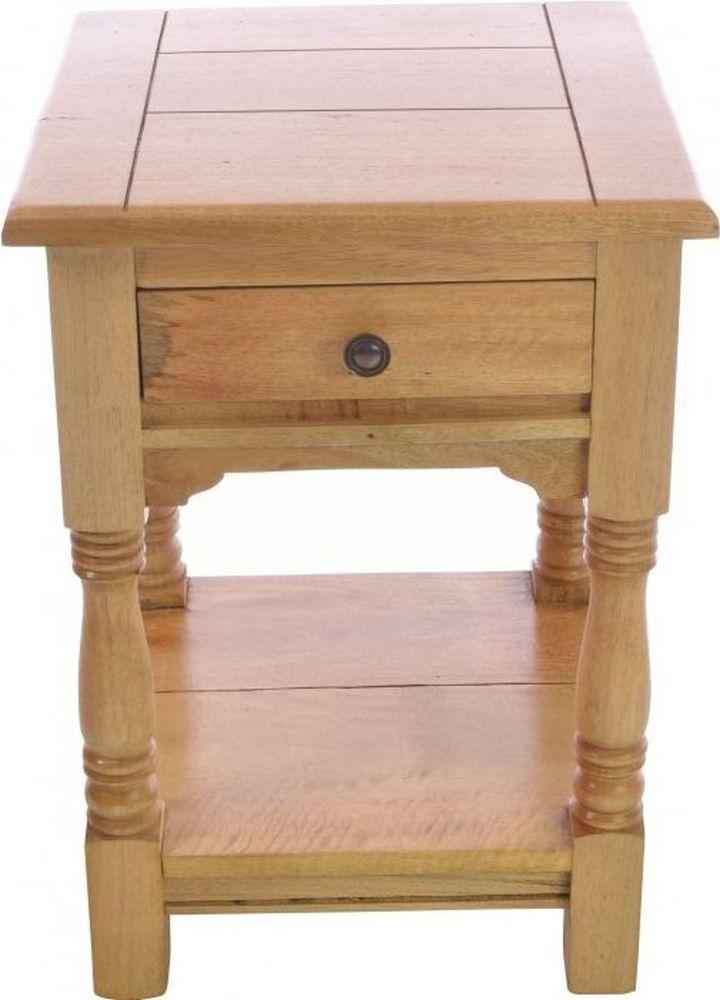 Ancient Mariner Plato Mango Wood Lamp Table