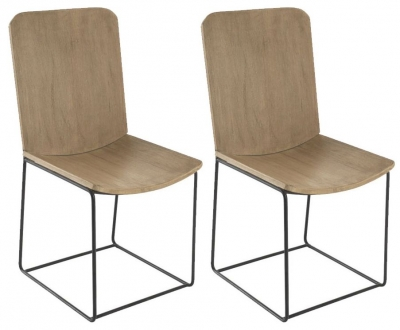 Ancient Mariner Rustico Dining Chair (Pair)