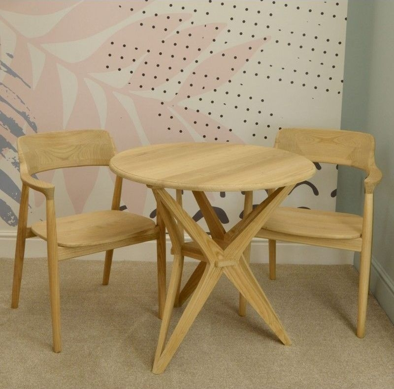 Ancient Mariner Shoreditch Small Round Dining Table