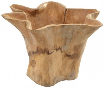 Ancient Mariner Tree Root Wavy Edge Pot