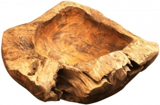 Ancient Mariner Tree Root Eroded Bowl
