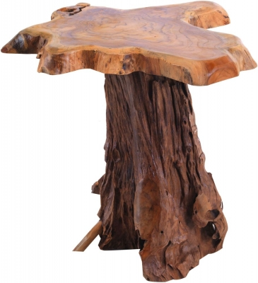 Ancient Mariner Tree Root Lamp Table