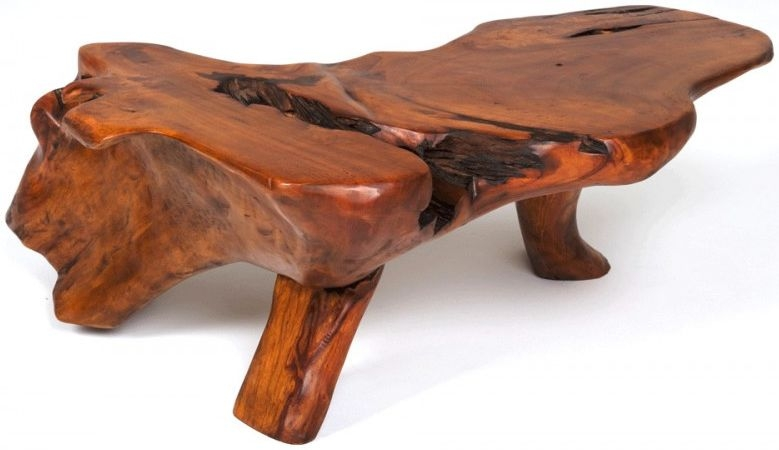 Ancient Mariner Tree Root Coffee Table Cfs Furniture Uk