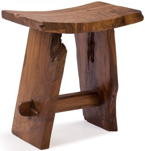 Ancient Mariner Tree Root Saddle Stool