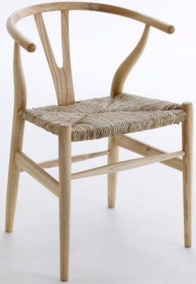 Ancient Mariner Wishbone Chair