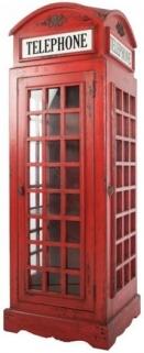 Ancient mariner Vintage Red Phone Box