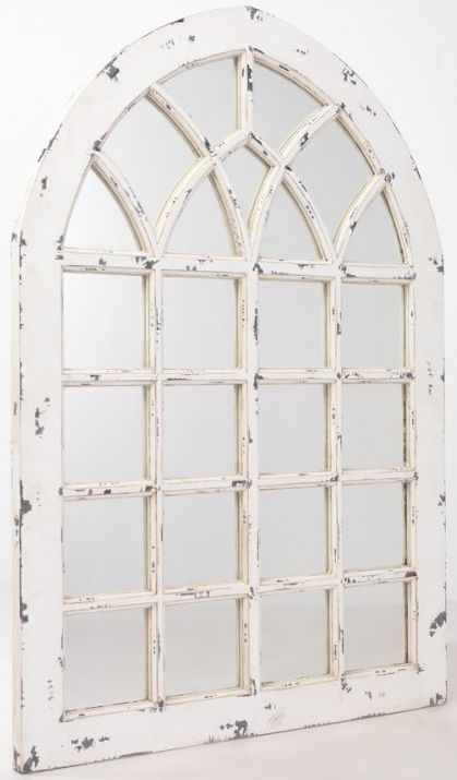 Ancient mariner Vintage Georgian Mirror