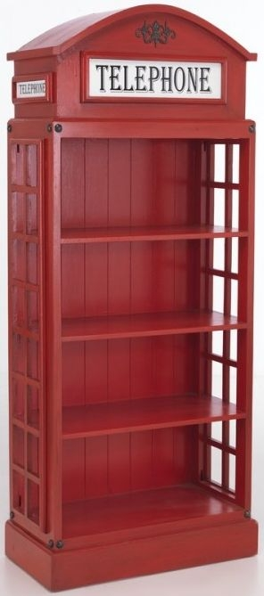 Ancient Mariner Vintage Telephone Bookcase