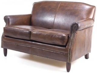 Ancient Mariner Vintage Leather 2 Seater