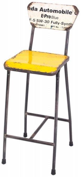 Buy Ancient Mariner Vintage Metal Bar Stool with Back  : 3 Ancient Mariner Vintage Metal Bar Stool with Back from www.choicefurnituresuperstore.co.uk size 309 x 669 jpeg 58kB