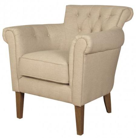Finchley Beige Armchair
