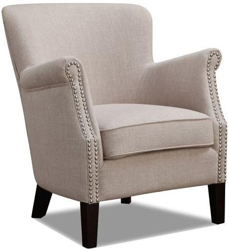 Harlow Beige Armchair