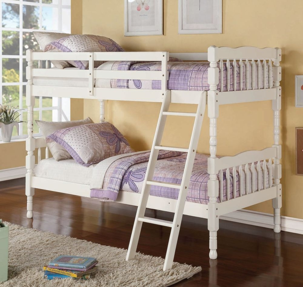 Kerri Cream Bunk Bed