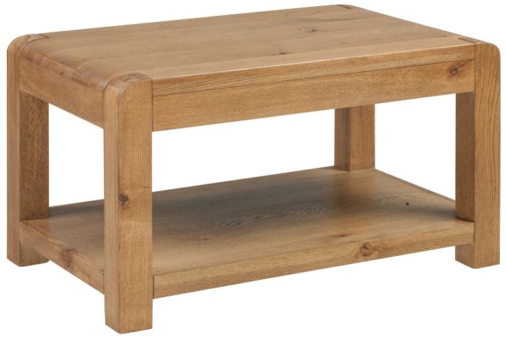 Capri Oak Standard Coffee Table