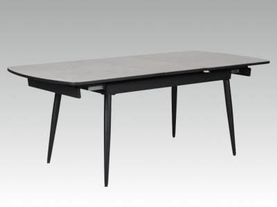 Cassino Grey Automatic Extension Dining Table
