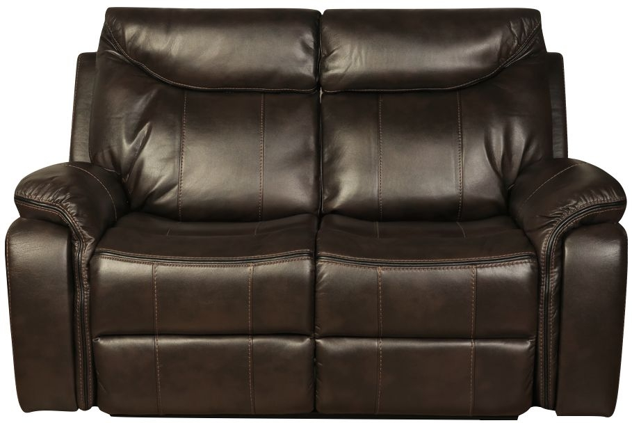 Buy Castleford 2 Seater Leather Recliner Sofa Online - CFS UK
