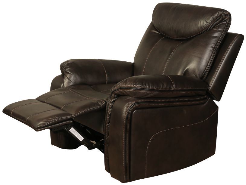 buy castleford leather recliner chair online cfs uk