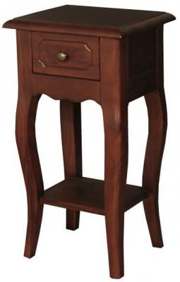 Clarion Mahogany Telephone Stand