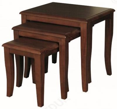 Clarion Mahogany Nest of Tables