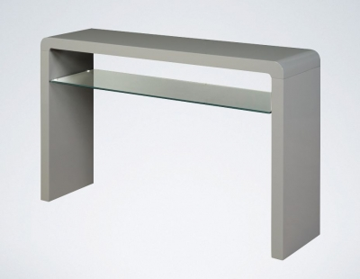 Clarus Grey Large Console Table