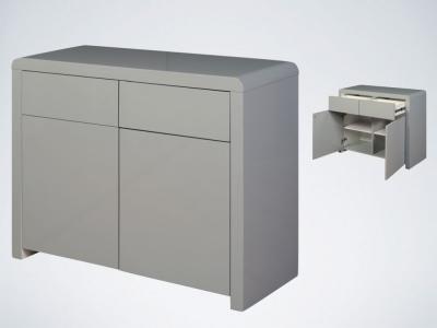 Clarus Grey Sideboard