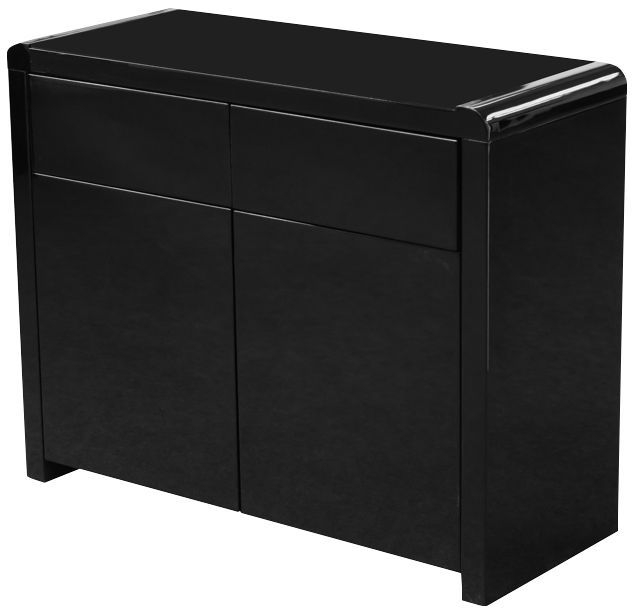 Clarus Black Sideboard