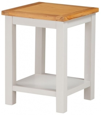 Clearance Hartford Painted End Table - G486