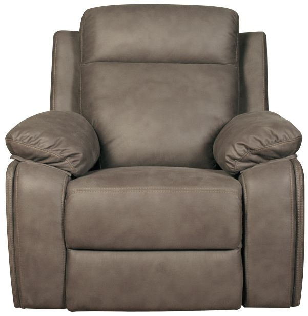 Darwen Grey Fabric Armchair