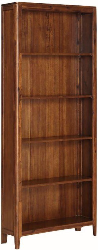 Dunmore Acacia Tall Bookcase