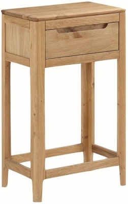 Dunmore Oak Hall Table
