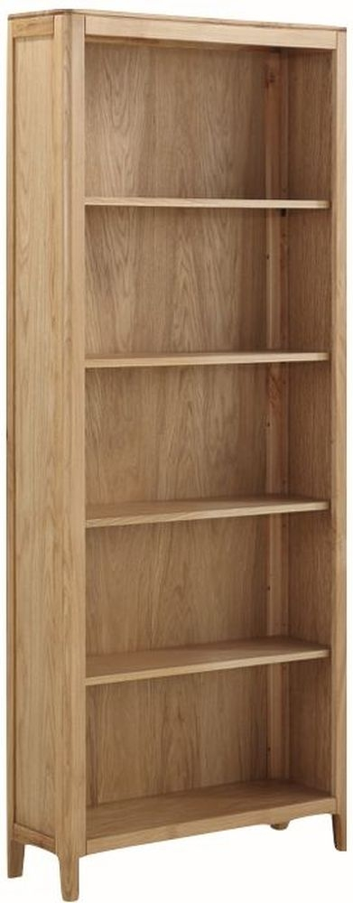 Dunmore Oak Tall Bookcase