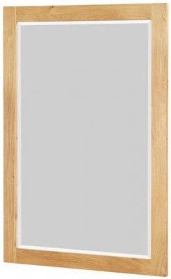 Ellington Oak Hall Mirror