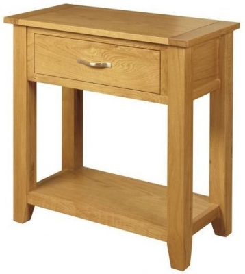 Ellington Oak Hall Table - Medium