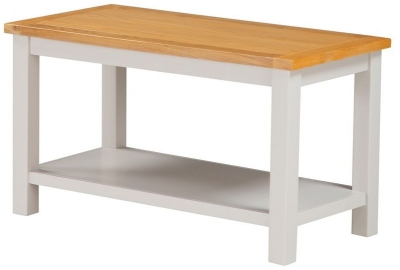 Ellington Painted Coffee Table - Small
