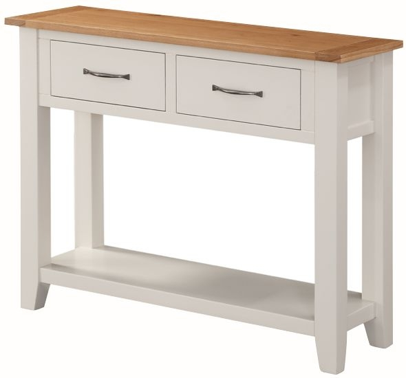 Ellington Painted Hall Table - Large