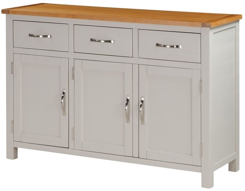 Ellington Painted Sideboard - 3 Door 3 Drawer