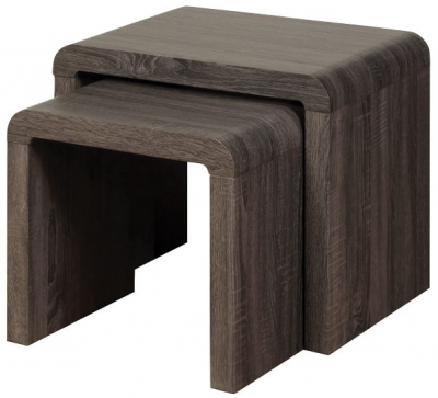 Encore Charcoal Nest of Tables