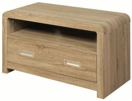 Encore Havana Dark Oak Tv Unit Cfs Furniture Uk