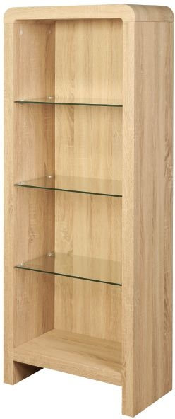 Encore Sonoma Oak Bookcase