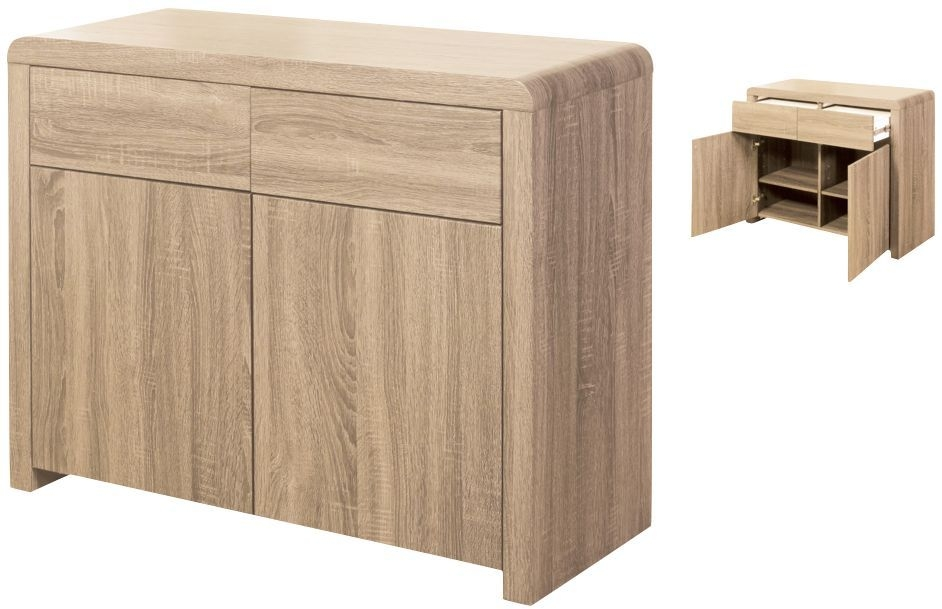 Encore Sonoma Oak Sideboard