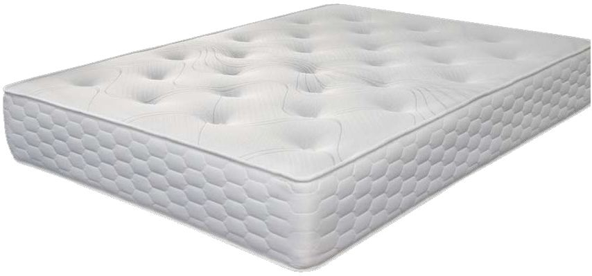 Eutopia Purity Bonnell Spring Hypo Allergenic Mattress