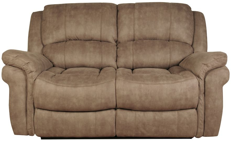 Farnham Taupe 2 Seater Leather Sofa